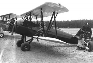 "1931 CURTISS-WRIGHT 12W ""TRAVEL AIR"""