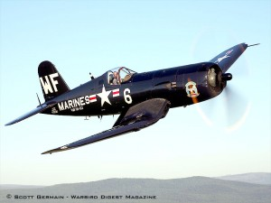 "1948 CHANCE-VOUGHT F4U-5NL ""CORSAIR"""